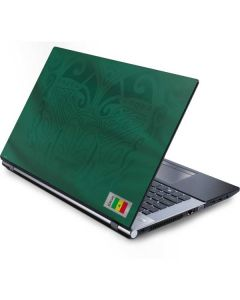 Senegal Soccer Flag Generic Laptop Skin