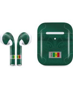 Senegal Soccer Flag Apple AirPods 2 Skin