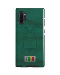 Senegal Soccer Flag Galaxy Note 10 Plus Pro Case