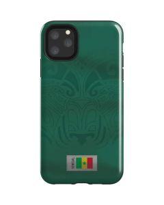 Senegal Soccer Flag iPhone 11 Pro Max Impact Case