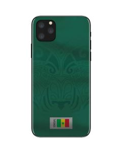 Senegal Soccer Flag iPhone 11 Pro Max Skin