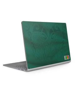 Senegal Soccer Flag Surface Book 2 15in Skin