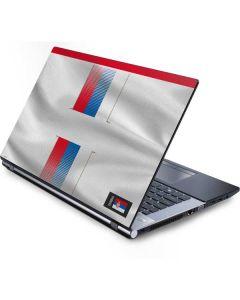 Serbia Soccer Flag Generic Laptop Skin