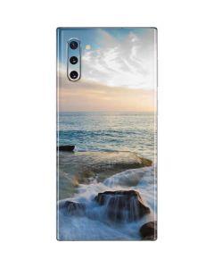 Serene Ocean View Galaxy Note 10 Skin