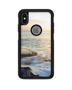 Serene Ocean View Otterbox Commuter iPhone Skin