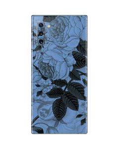 Serenity Floral Galaxy Note 10 Skin
