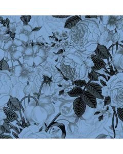 Serenity Floral PS4 Pro/Slim Controller Skin