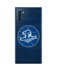 Seton Hall Pirates Basketball Galaxy Note 10 Skin
