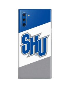 Seton Hall Pirates Galaxy Note 10 Skin