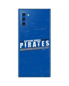 Seton Hall Pirates Stamp Galaxy Note 10 Skin