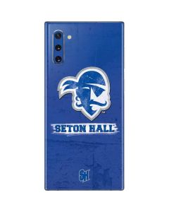 Seton Hall Vintage Galaxy Note 10 Skin
