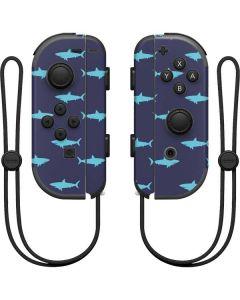 Shark Print Nintendo Joy-Con (L/R) Controller Skin