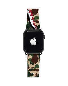 Shark Teeth Street Camo Apple Watch Band 42-44mm