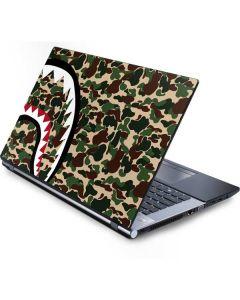 Shark Teeth Street Camo Generic Laptop Skin