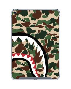Shark Teeth Street Camo iPad 10.2in (2019-20) Clear Case