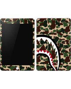 Shark Teeth Street Camo Apple iPad Mini Skin