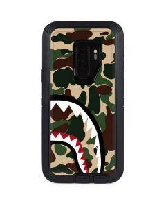 Shark Teeth Street Camo Otterbox Defender Galaxy Skin