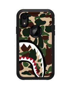 Shark Teeth Street Camo Otterbox Defender iPhone Skin