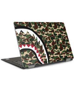 Shark Teeth Street Camo Dell XPS Skin