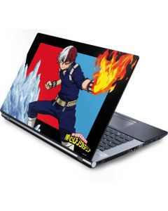Shoto Todoroki Generic Laptop Skin