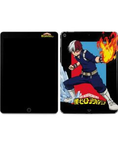 Shoto Todoroki Apple iPad Air Skin