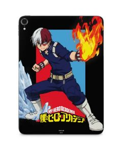 Shoto Todoroki Apple iPad Pro Skin