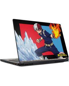 Shoto Todoroki MSI GS65 Stealth Laptop Skin