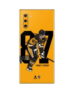 Sidney Crosby #87 Action Sketch Galaxy Note 10 Skin