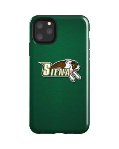 Siena College Green iPhone 11 Pro Max Impact Case