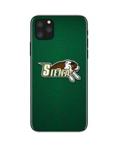 Siena College Green iPhone 11 Pro Max Skin