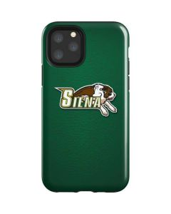 Siena College Green iPhone 11 Pro Impact Case