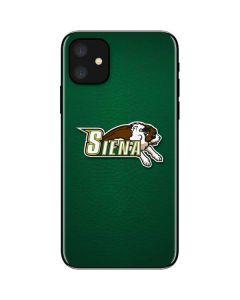 Siena College Green iPhone 11 Skin