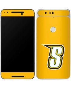 Siena College Yellow Google Nexus 6P Skin