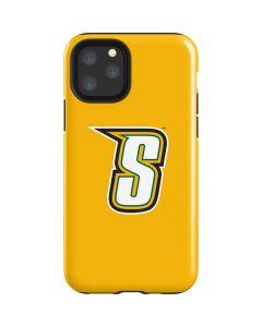 Siena College Yellow iPhone 11 Pro Impact Case