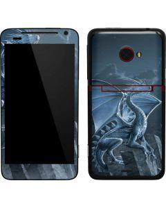 Silver Dragon EVO 4G LTE Skin