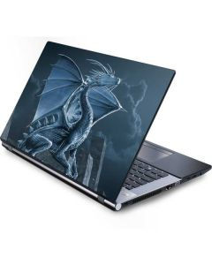 Silver Dragon Generic Laptop Skin