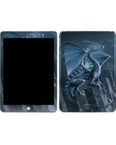 Silver Dragon Apple iPad Skin
