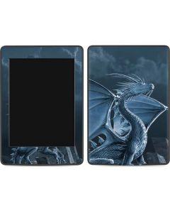 Silver Dragon Amazon Kindle Skin
