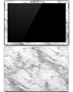 Silver Marble Surface Pro (2017) Skin