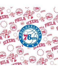 Philadelphia 76ers Blast Wii Remote Controller Skin