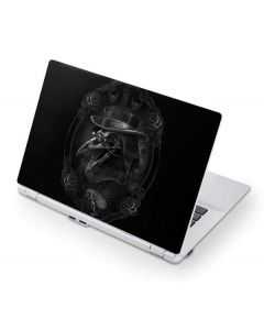 Skeleton with Top Hat Acer Chromebook Skin