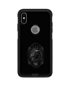 Skeleton with Top Hat Otterbox Commuter iPhone Skin