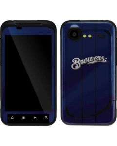 Milwaukee Brewers Alternate Jersey Droid Incredible 2 Skin