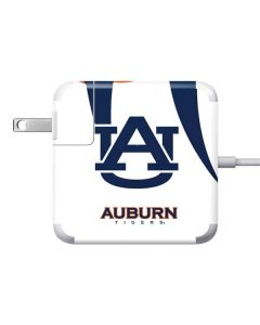 Auburn Tigers 85W Power Adapter (15 and 17 inch MacBook Pro Charger) Skin