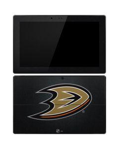 Anaheim Ducks Black Background Surface RT Skin