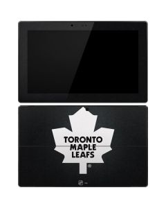 Toronto Maple Leafs Black Background Surface RT Skin