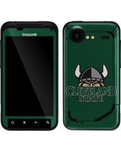 Cleveland State Green Droid Incredible 2 Skin