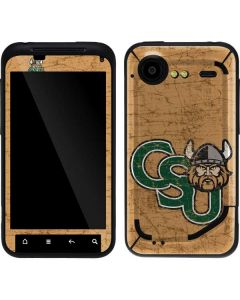 Cleveland State Beige Droid Incredible 2 Skin