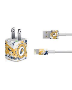 Indiana Pacers Digi Camo iPhone Charger (5W USB) Skin