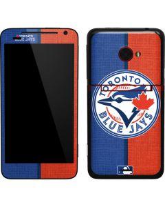 Toronto Blue Jays Split EVO 4G LTE Skin